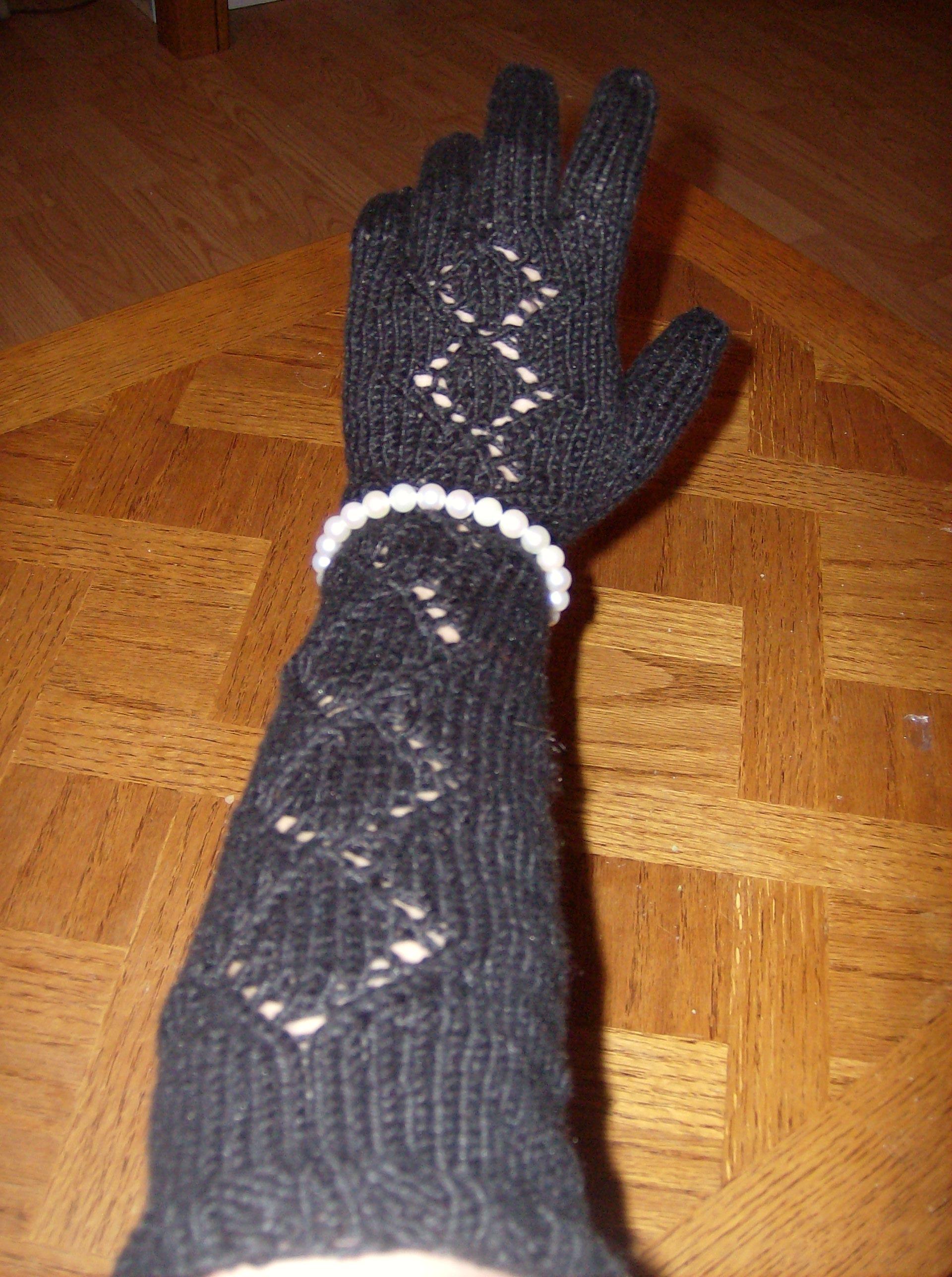 Opera Gloves