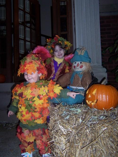 Rowan's Halloween Costume