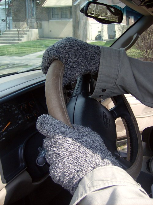 Dads Driving Gloves